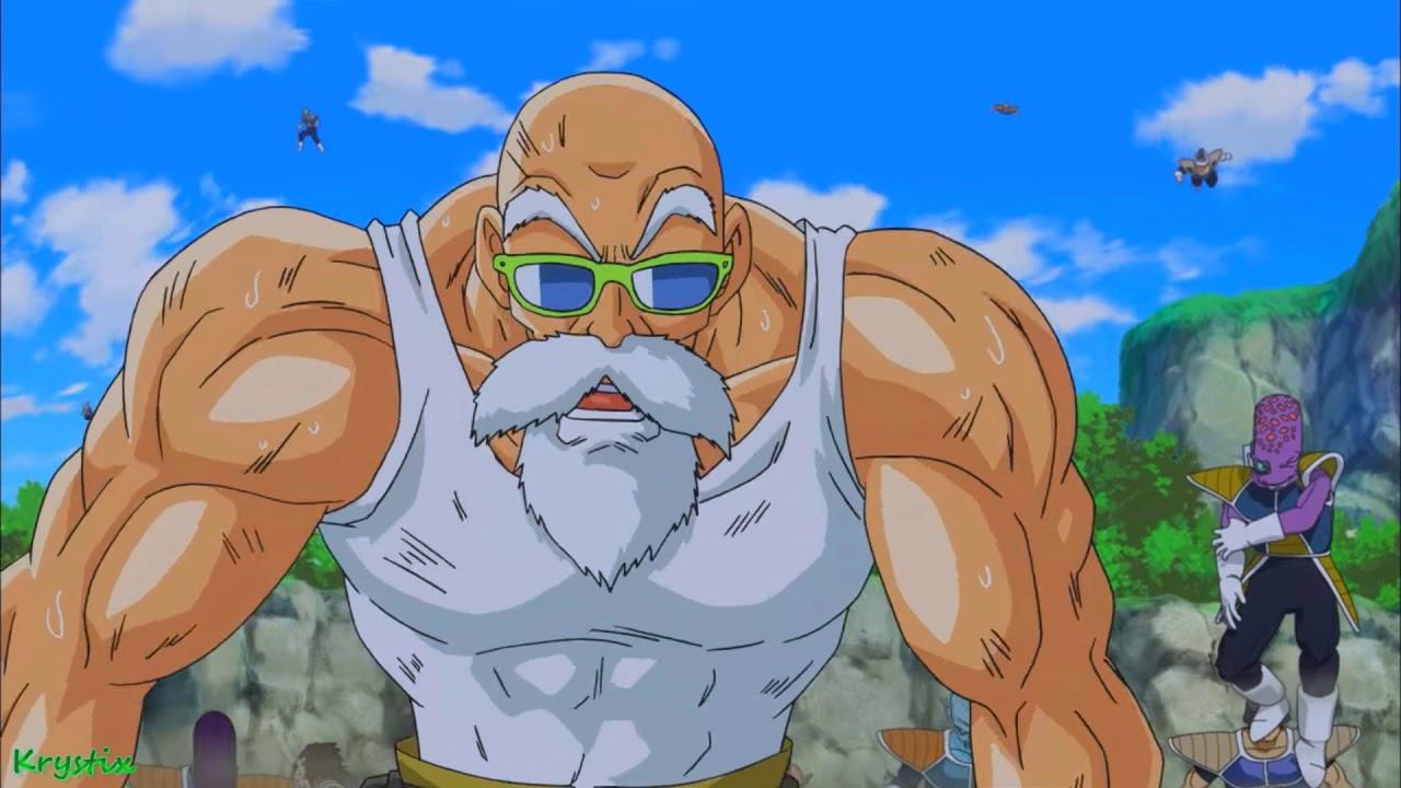 Мастер каме и его мускулы