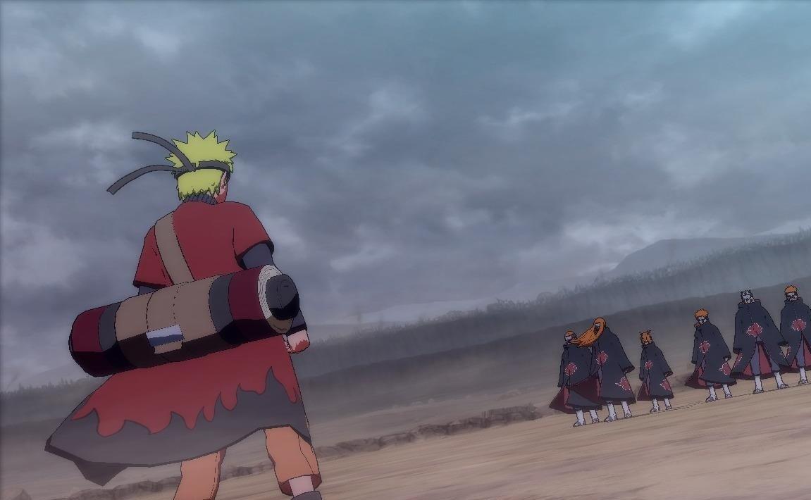 Наруто против клана