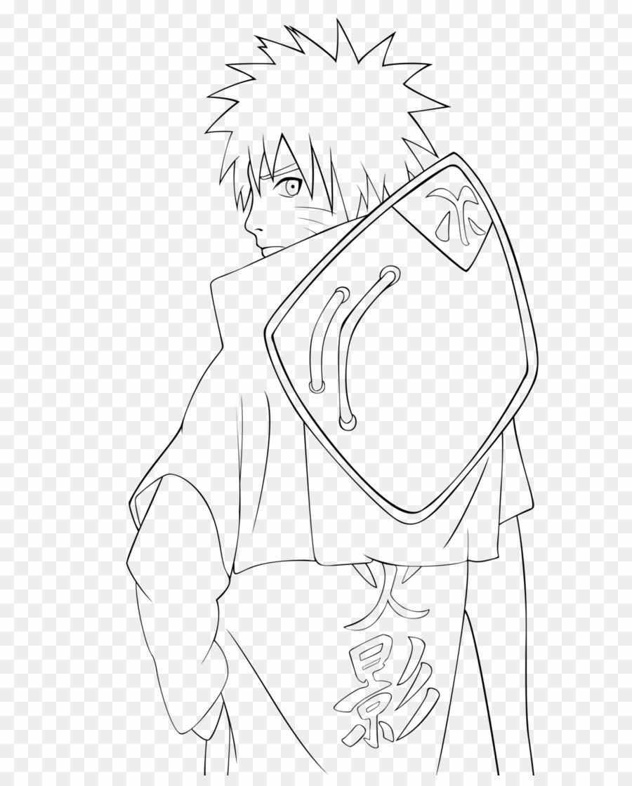 Прикольные картинки для срисовки аниме наруто 05