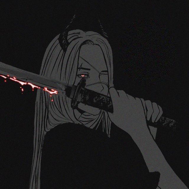 Скачать грустные аниме картинки на аву 8