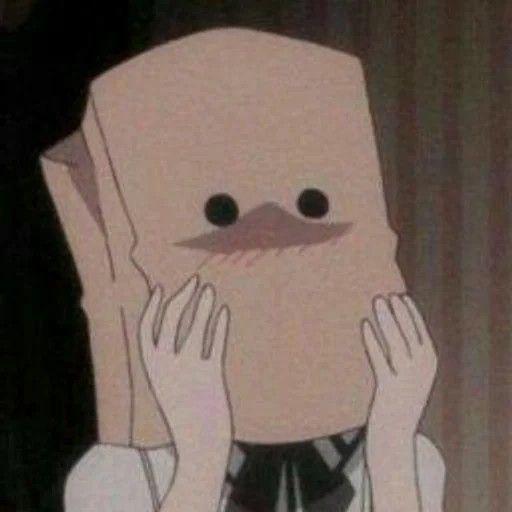 Скачать красивые аниме тян аватарки 18
