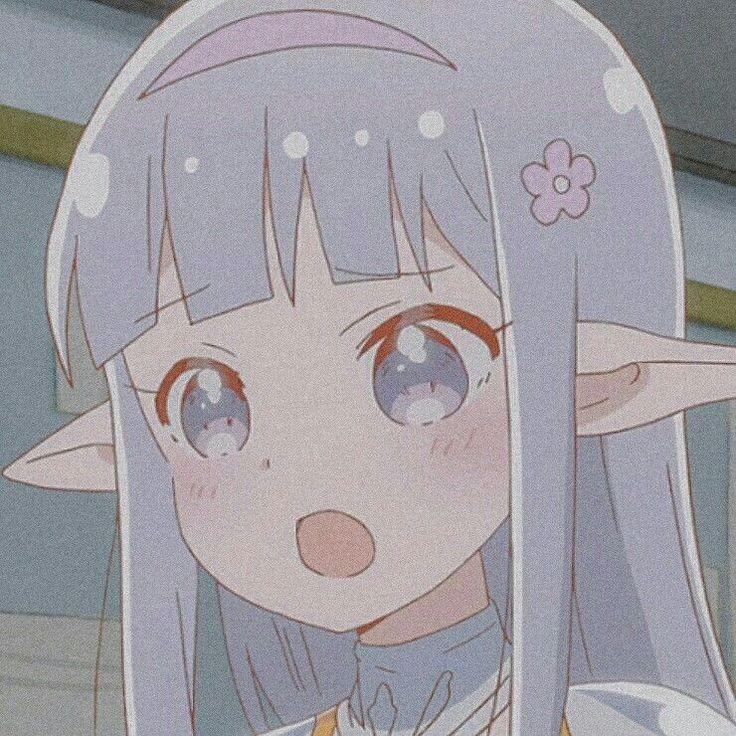 Скачать красивые аниме тян аватарки 35