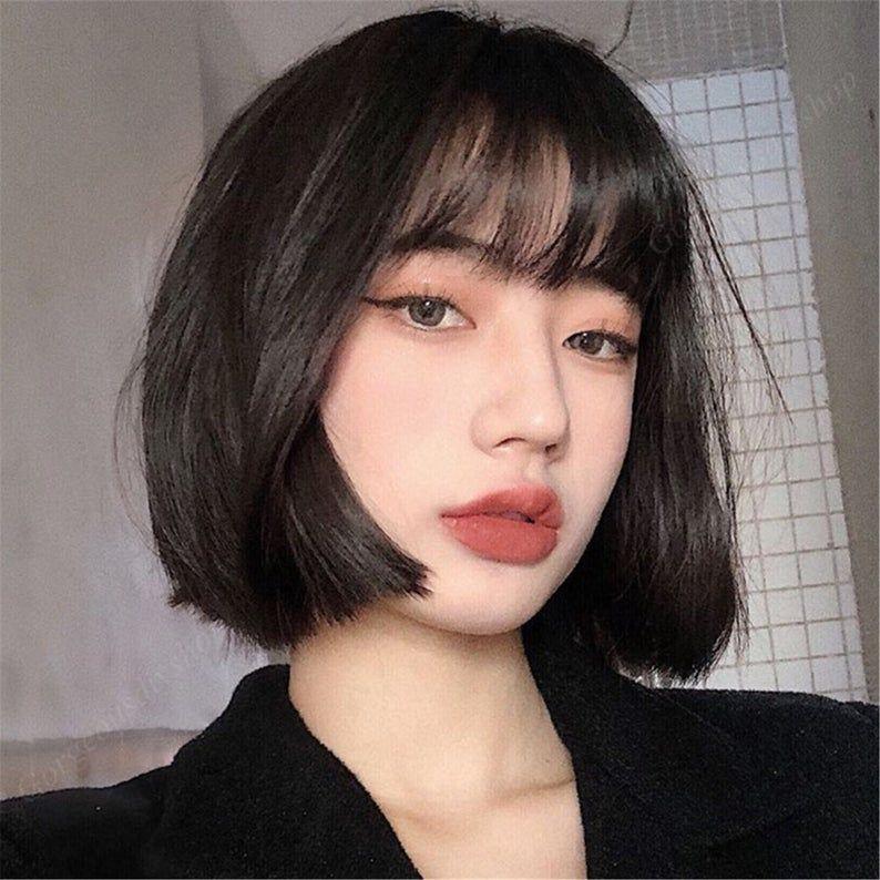 Яркие аниме девушки с короткими волосами 12