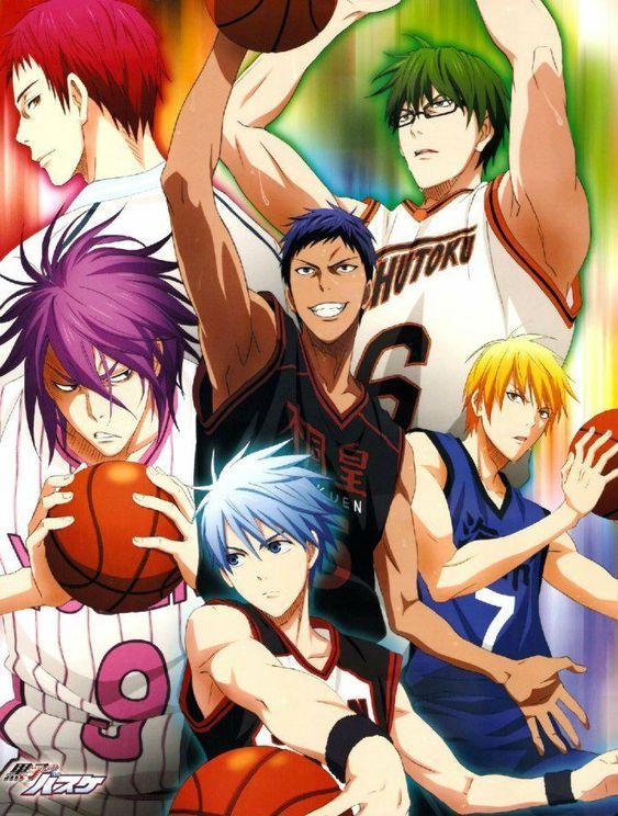 Будет ли 4 сезон баскетбола Куроко