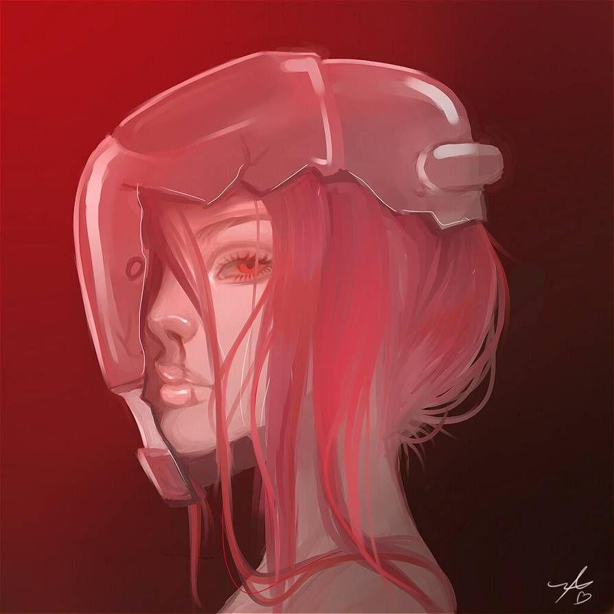 Эльфийская песнь, красивые картинки из аниме (12)