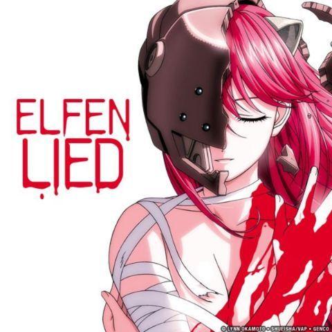 Эльфийская песнь, красивые картинки из аниме (15)