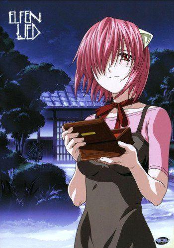 Эльфийская песнь, красивые картинки из аниме (16)