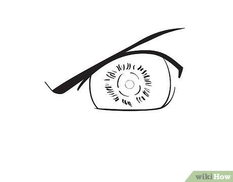 Глаза Бьякуган Хинаты, Неджи и другие   фото (16)