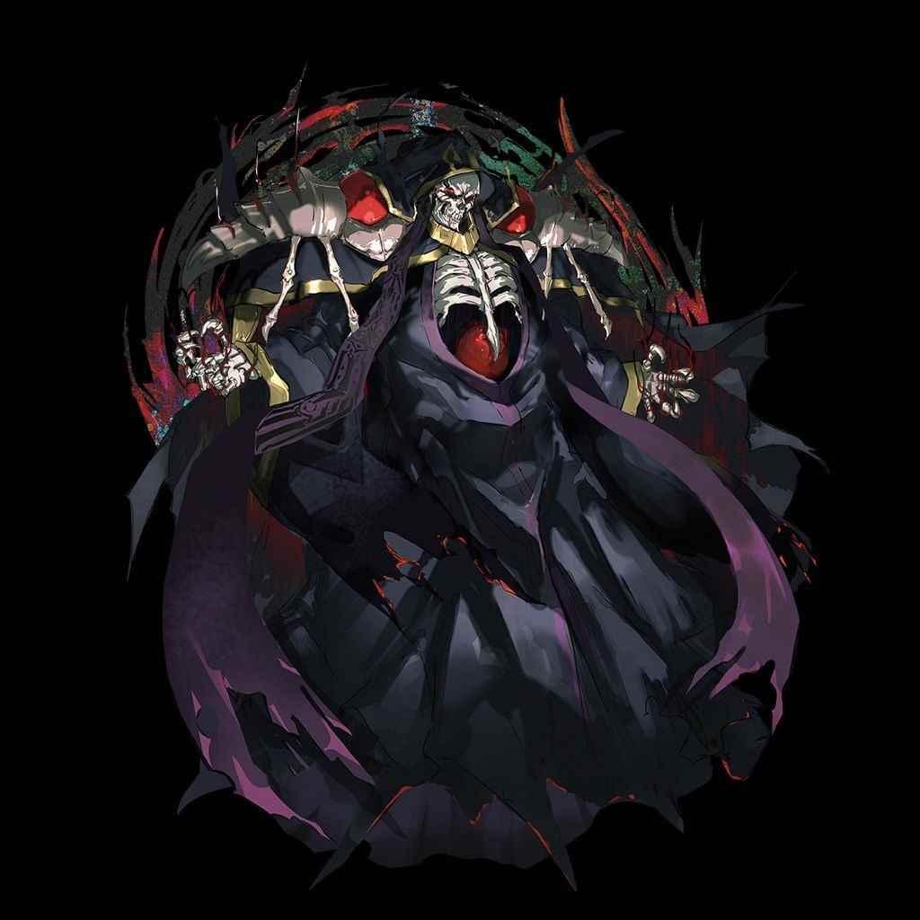 Картинки, арт владыка демонов аниме 14