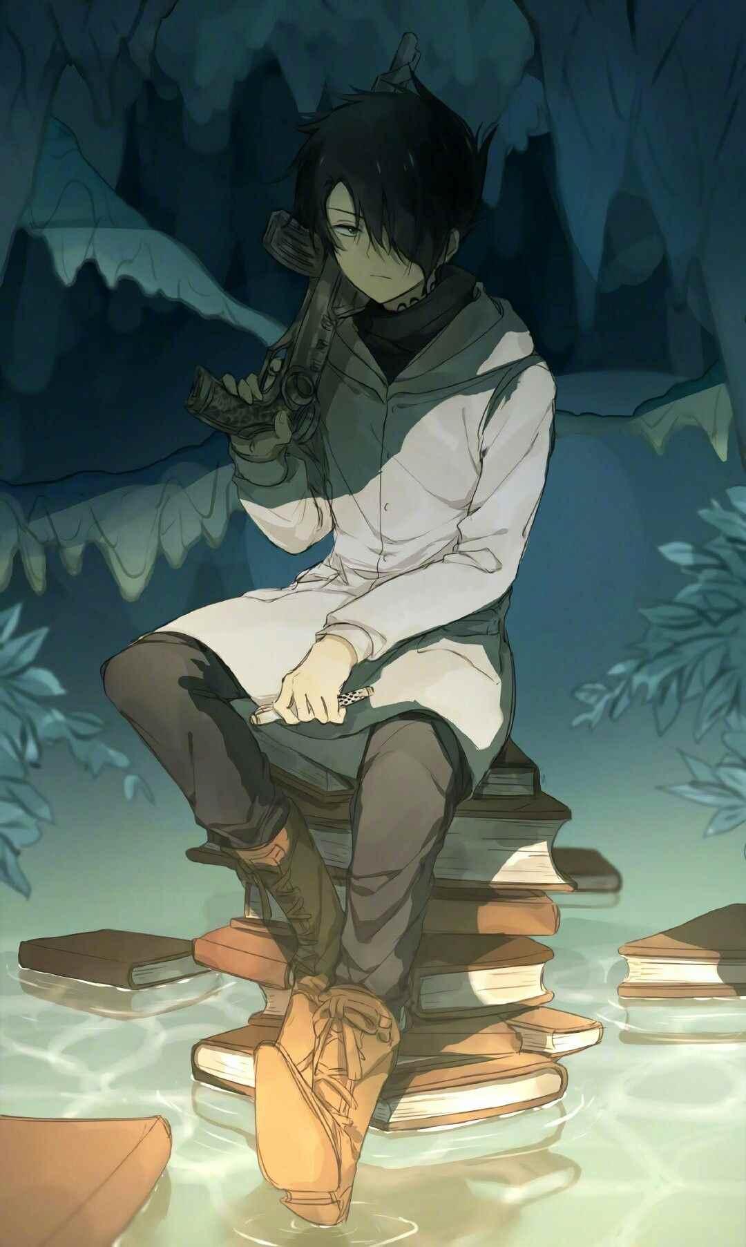 Картинки рей из аниме обещанный неверленд 13