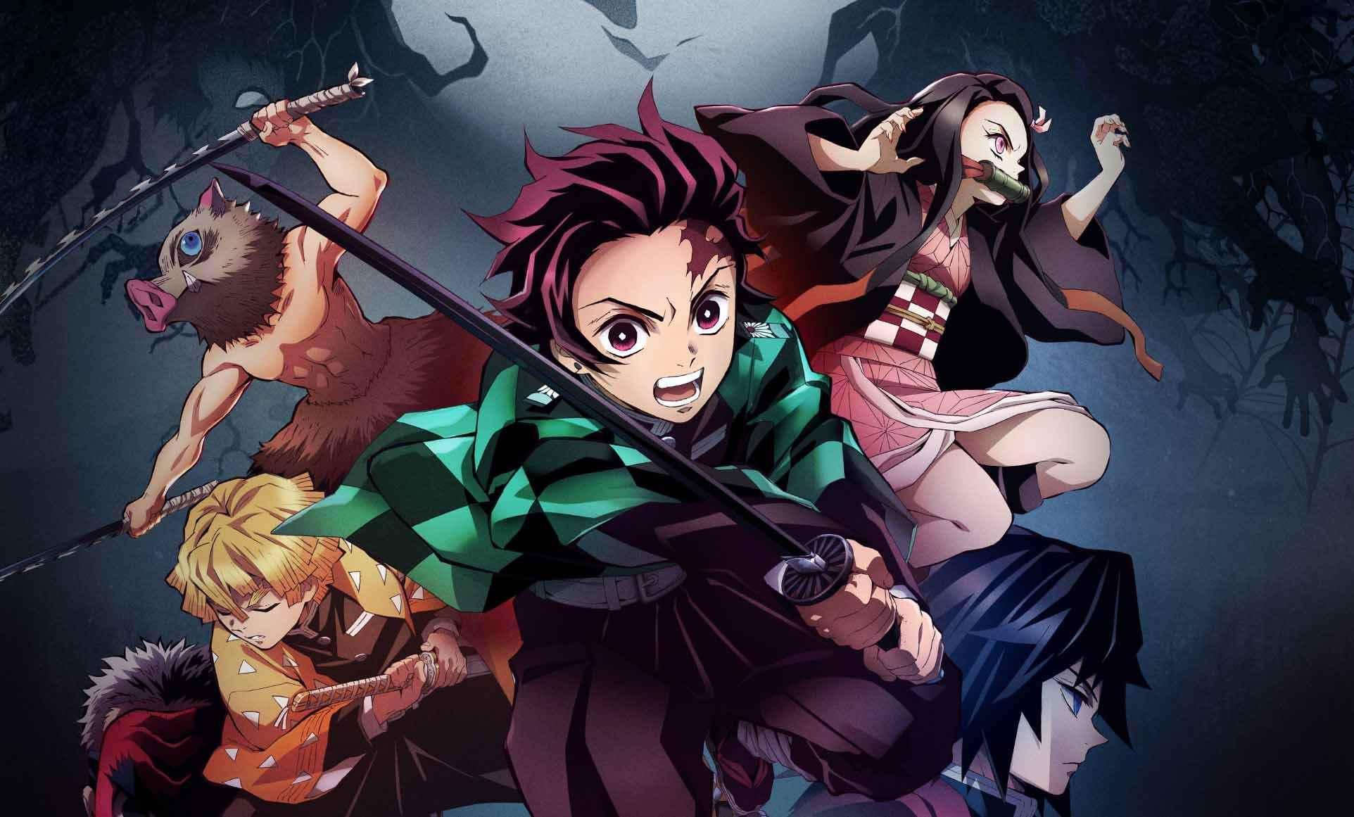 Классные картинки аниме парней демонов 04