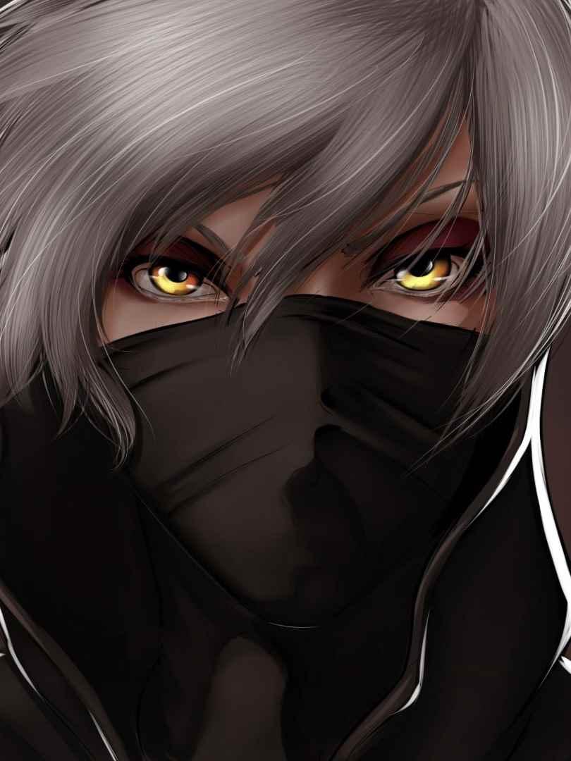 Классные картинки аниме парней демонов 08