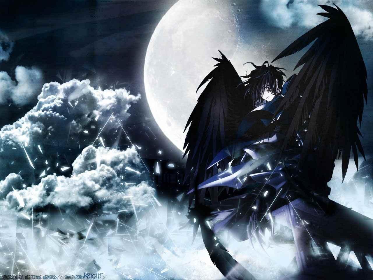 Классные картинки аниме парней демонов 16