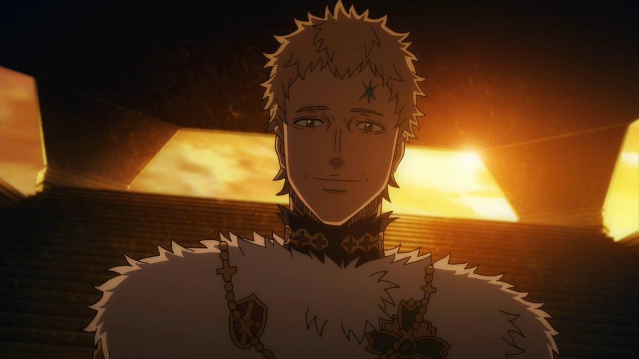 Король юлиус, король королевства клевер