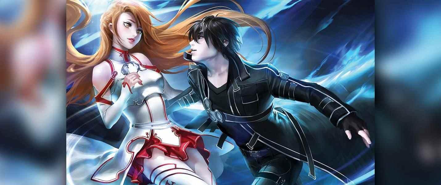 Красивые фото аниме парней и девушек, картинки 19