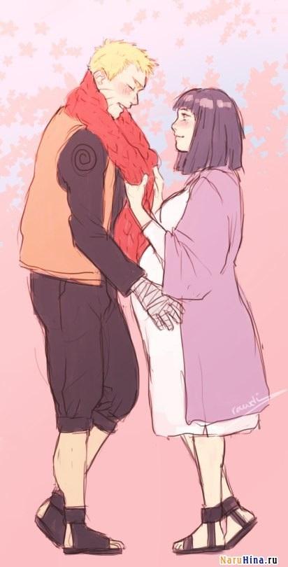 Красивые картинки Сакура и Саске свадьба (16)