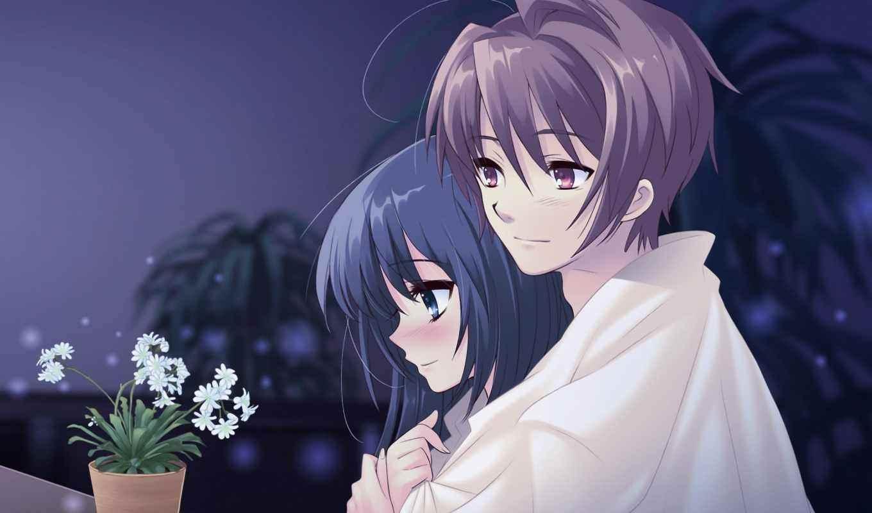 Красивые картинки аниме про демонов и любовь 18