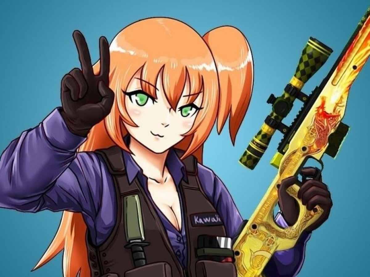 Крутые аватарки для кс аниме картинки 09