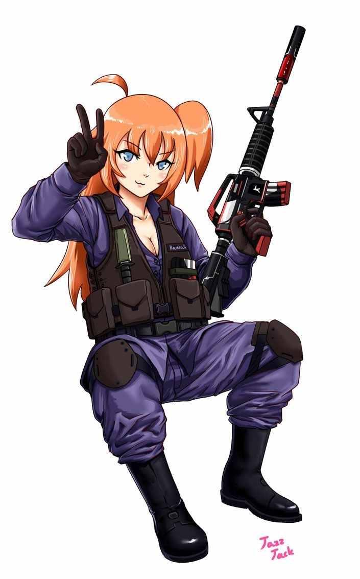 Крутые аватарки для кс аниме картинки 11