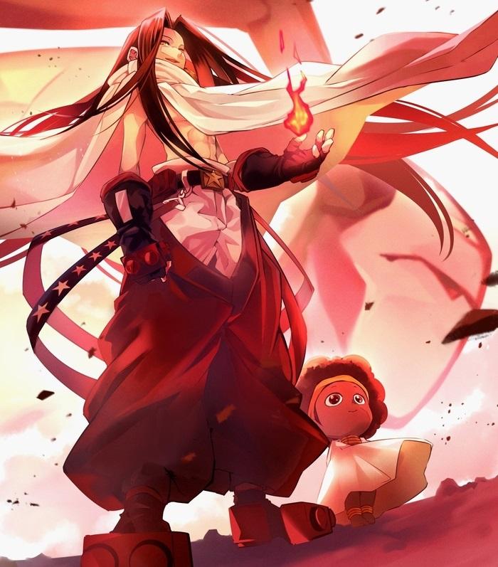 Крутые картинки Асакура Хао (3)