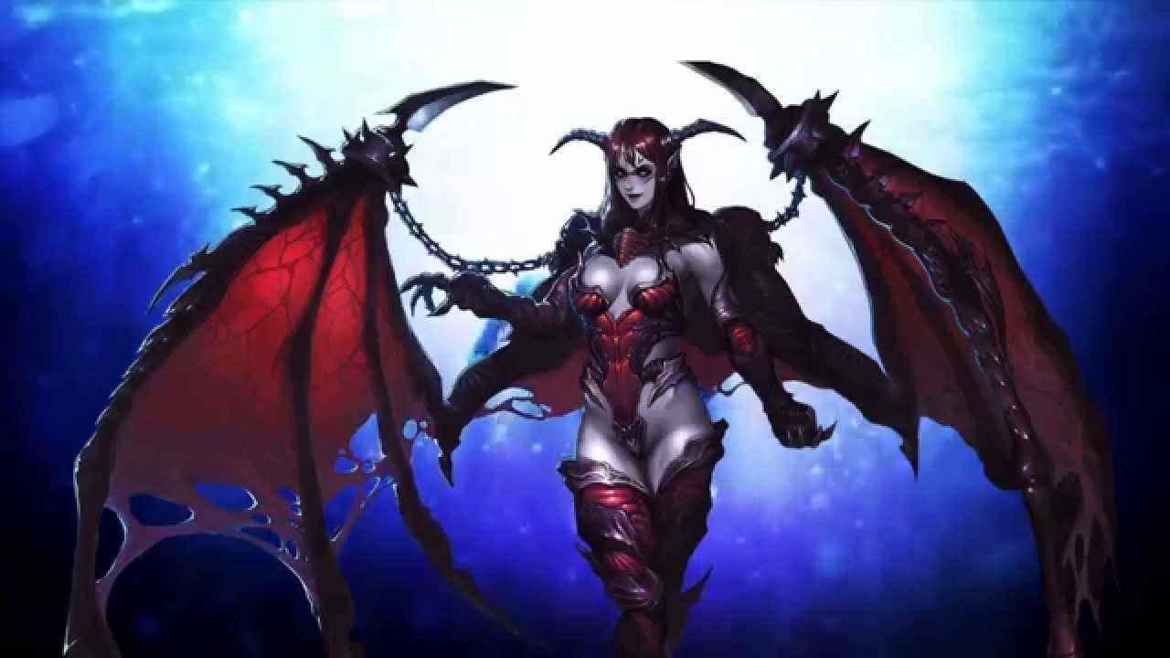 Крутые картинки аниме демоны, бесплатно 09