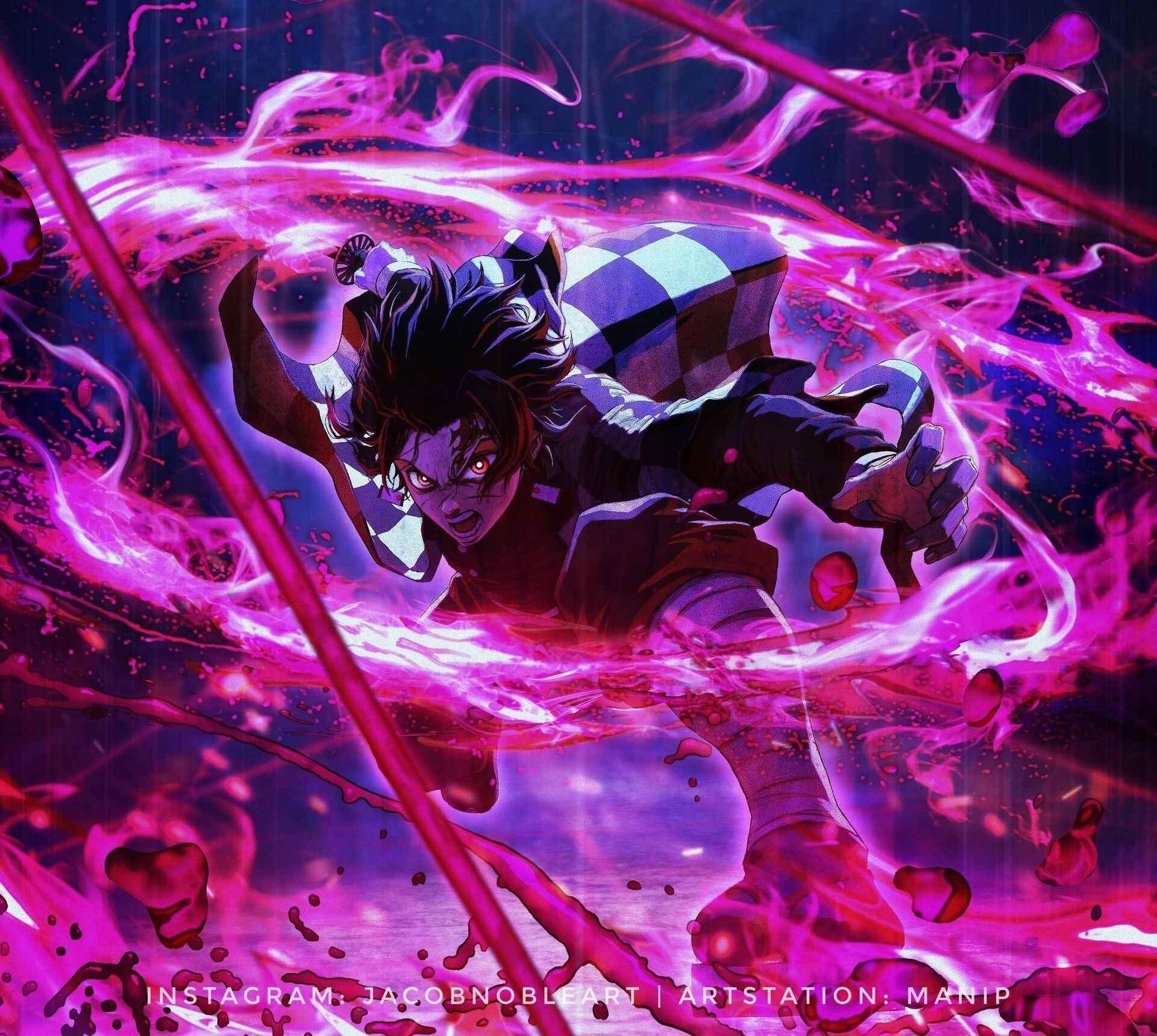 Крутые картинки аниме демоны, бесплатно 17