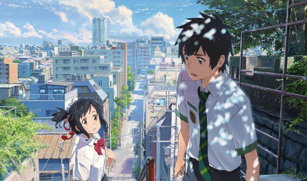 Лучшие аниме с красивой рисовкой, картинки