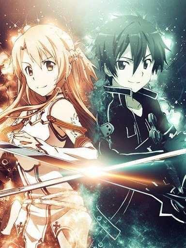 Мастера меча онлайн Кирито и Асуна картинки (17)