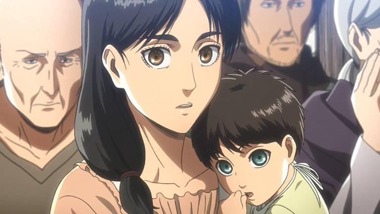 Мать с ребенком, Долг Карле