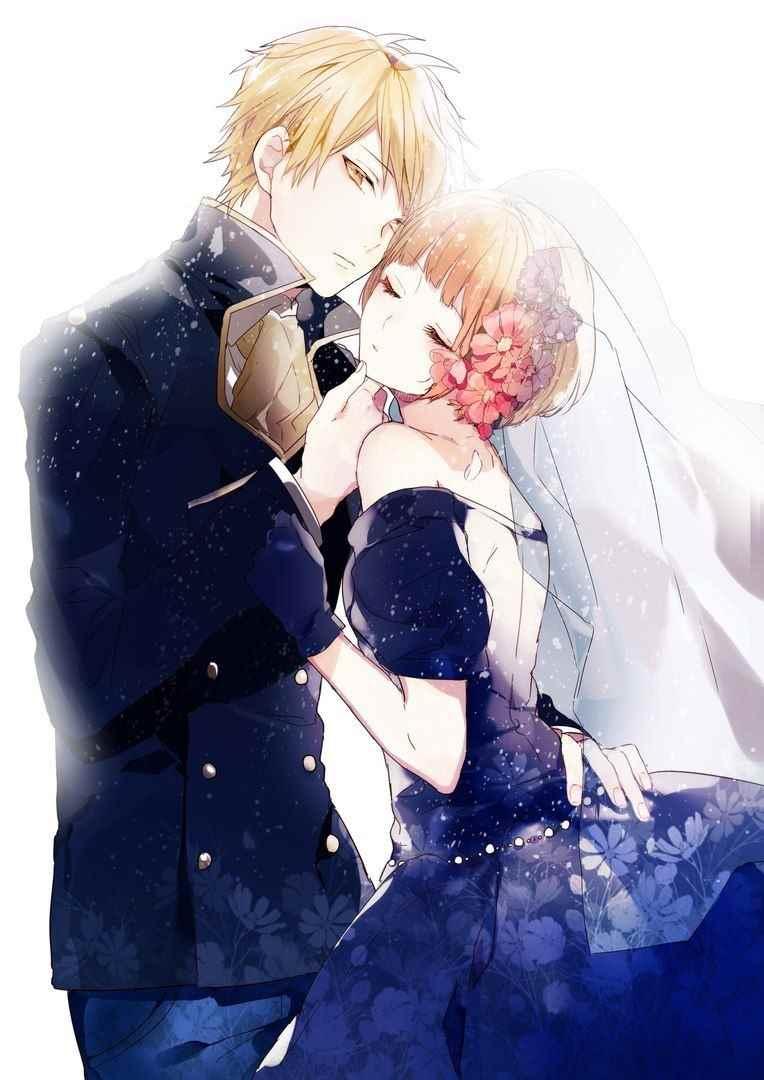 Милые картинки про любовь демона, аниме 10