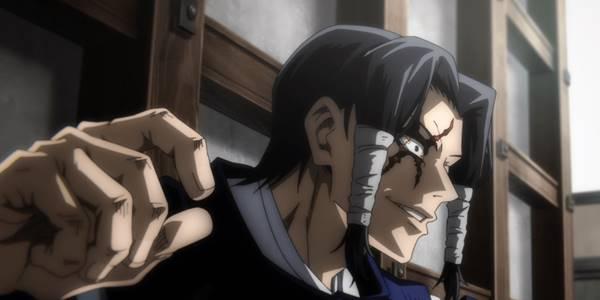 Норитоши Камо с очень злым взглядом