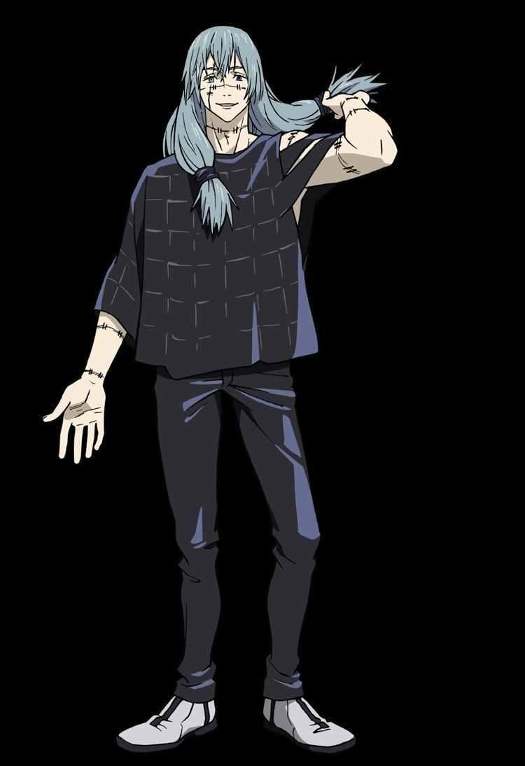 Персонаж Сукуна магическая битва, аниме картинки 03