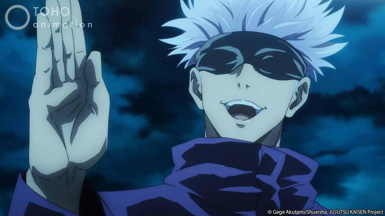 Персонаж Сукуна магическая битва, аниме картинки 09