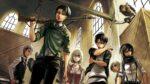 Персонажи Атака Титанов с картинками (14)