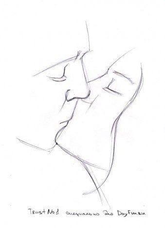 Пошагово рисунки для срисовки   подборочка (13)