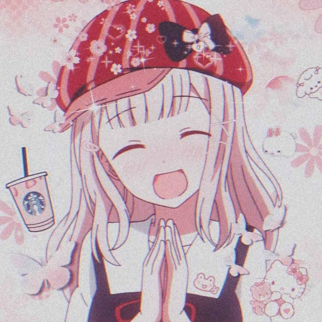 Прикольные аватарки для друзей любящие аниме 09