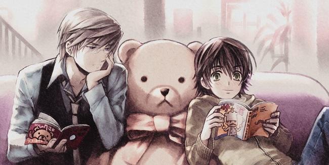 Романтика и аниме, самые милые арты и картинки (22)