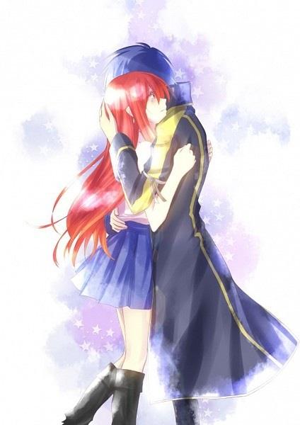 Романтика и аниме, самые милые арты и картинки (5)