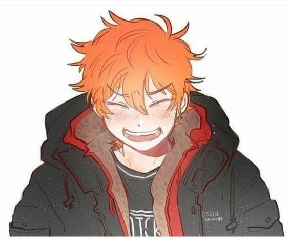 Шоё Хината, арты главного героя из Haikyuu!! (13)
