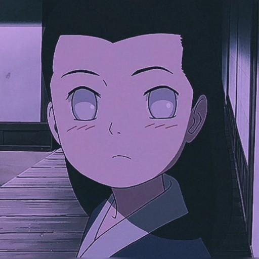 Самые классные аниме арты про Неджи (20)
