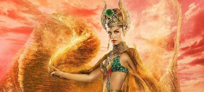 Самые красивые богини, их арт картинки (2)