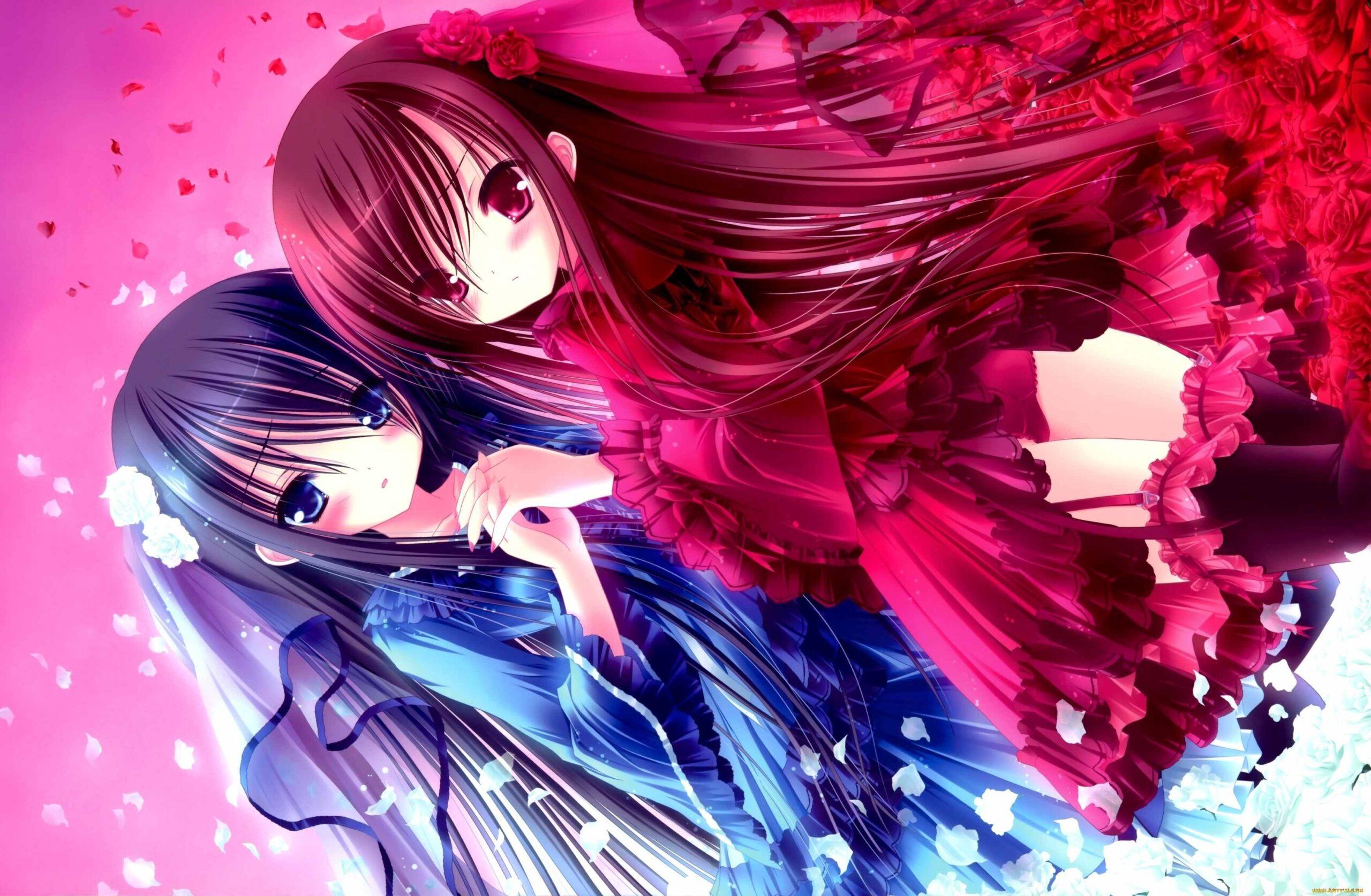 Самые красивые фотки аниме, картинки 04