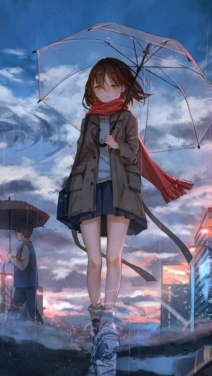 Скачать грустные аниме аватарки, в лучшем качестве 02