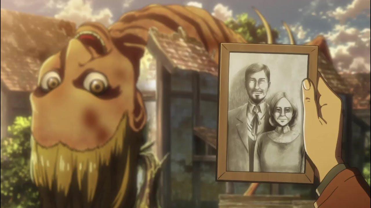 Титан похожий маму Конни