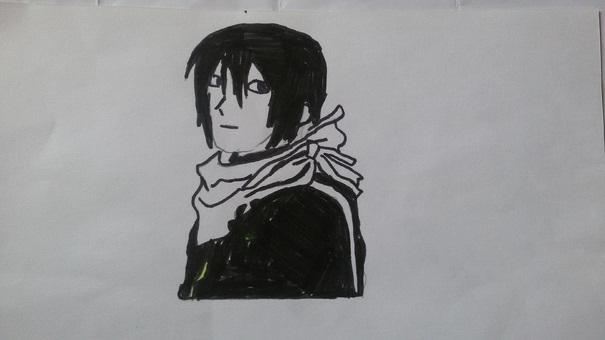 Бездомный Бог рисунки карандашом в хорошем стиле (1)