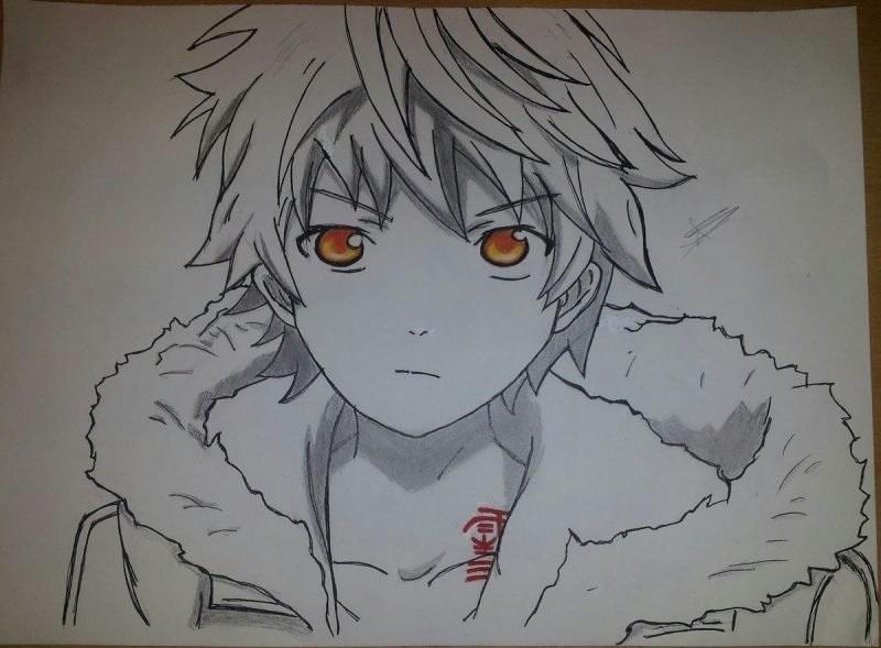 Бездомный Бог рисунки карандашом в хорошем стиле (11)