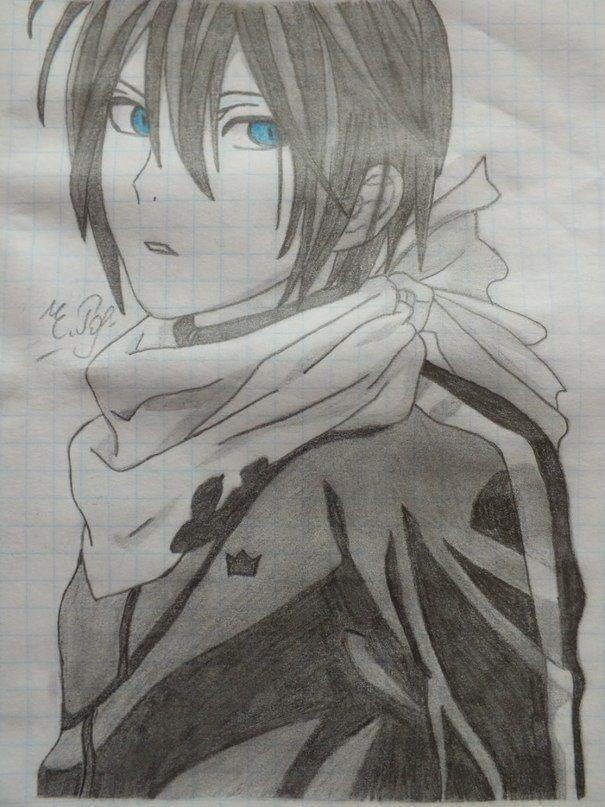 Бездомный Бог рисунки карандашом в хорошем стиле (15)