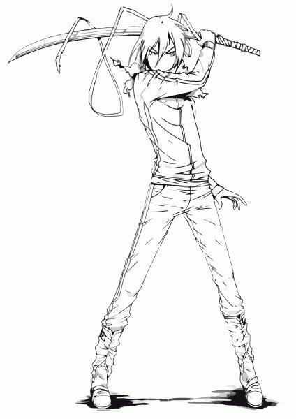 Бездомный Бог рисунки карандашом в хорошем стиле (22)