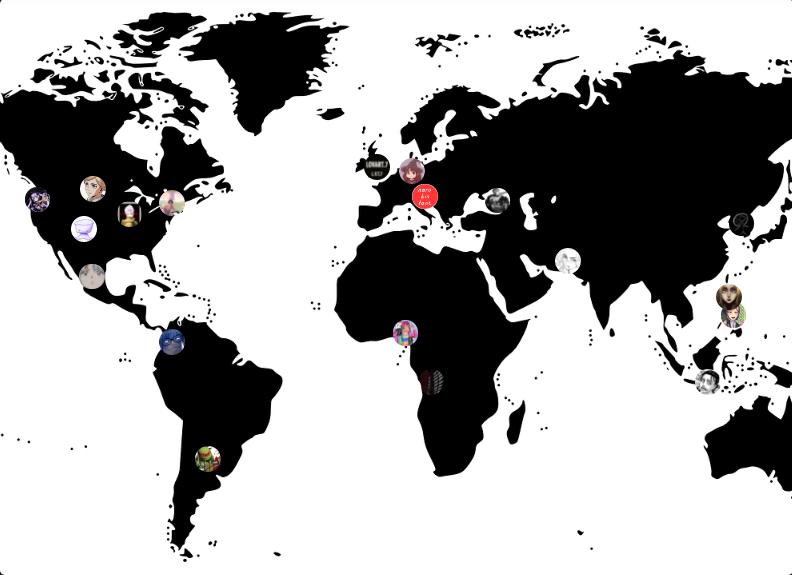 Художники со всего мира для рисовки новой концовки манги атака титанов