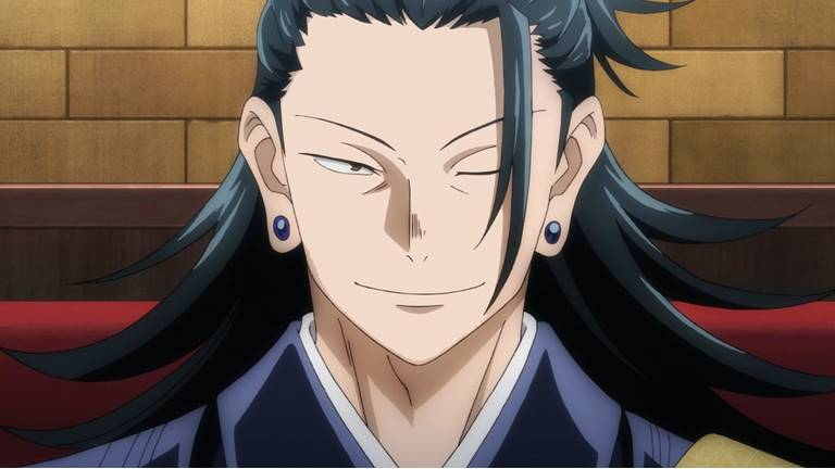 Сугуро Гето, злодей в аниме Магическая битва